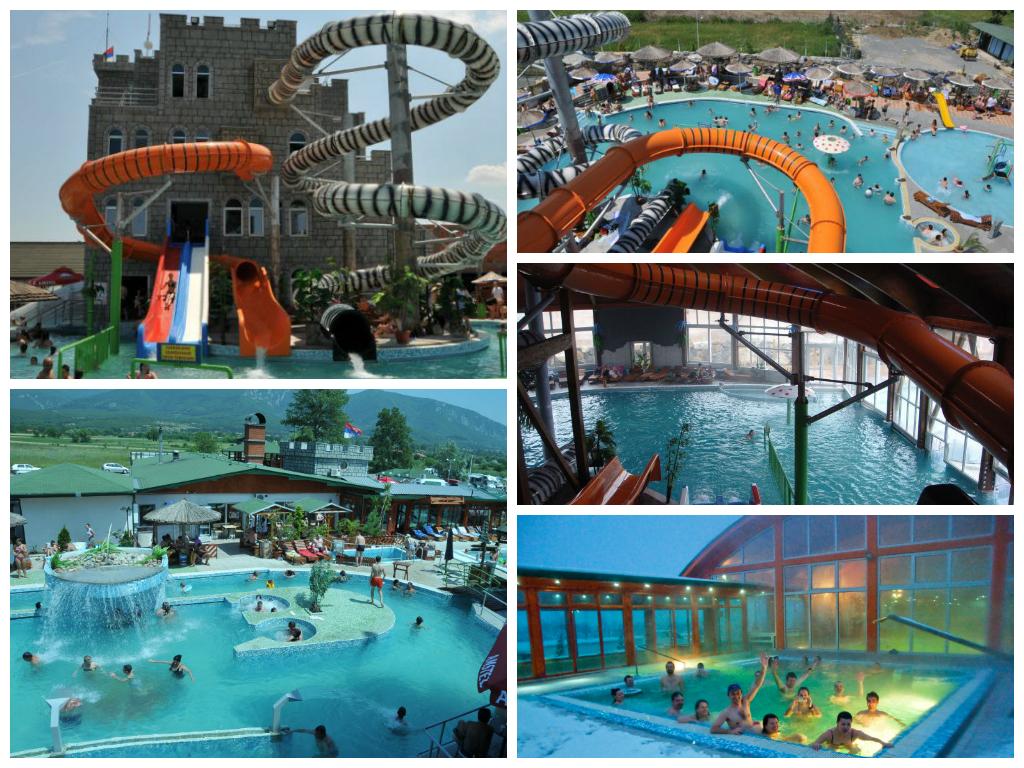 akva park aqua park banja zdrelo temperatura vode bazeni za decu