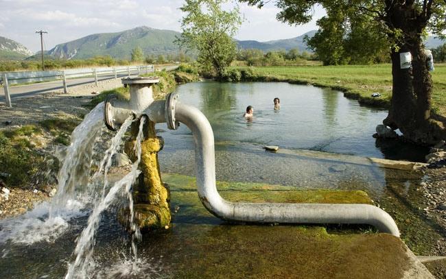mieralni izvori mineralna voda
