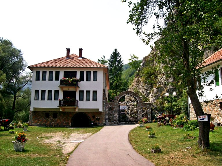 manastiri banja zdrelo